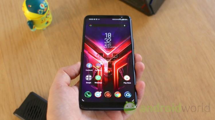 ROG Phone 3 e Zenfone 7 / 7 Pro si aggiornano con graditi fix software