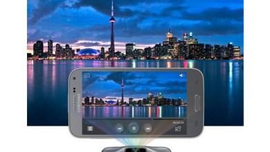 الاعلان عن هاتف Galaxy Beam 2 في الصين فقط