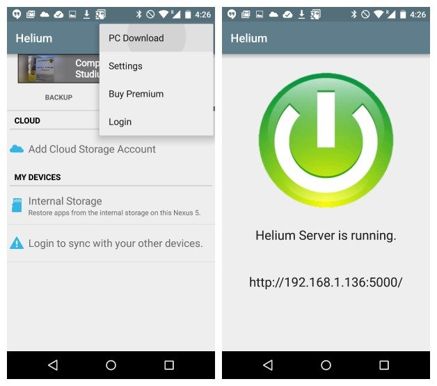 AndroidPIT-Helium-Backup-PC-Download-server-running-w628