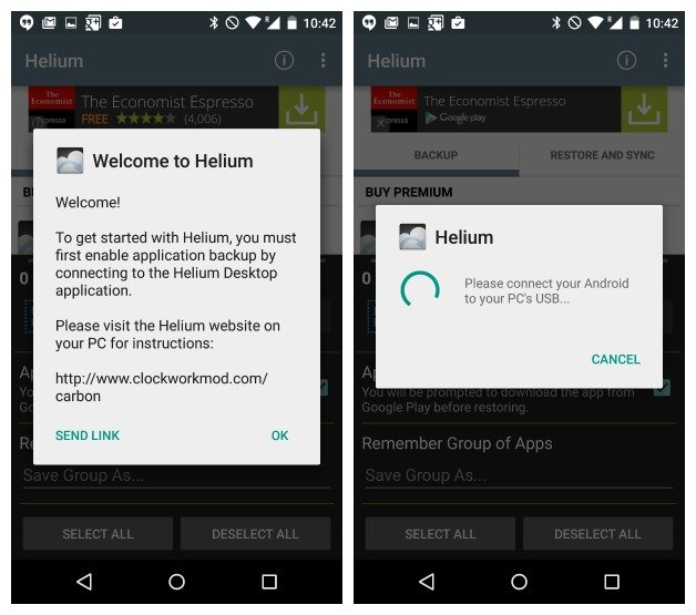 AndroidPIT-Helium-Backup-welcome-connect-w628