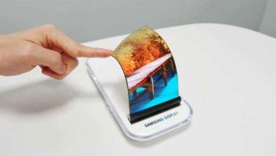 ٍسامسونج قد تطرح اول هاتف قابل للطي في نهاية هذا العام