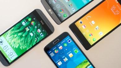 سوق الهواتف الذكية يرتفع الي 4.3% كنسبة عالمية في الربع الأول من 2017