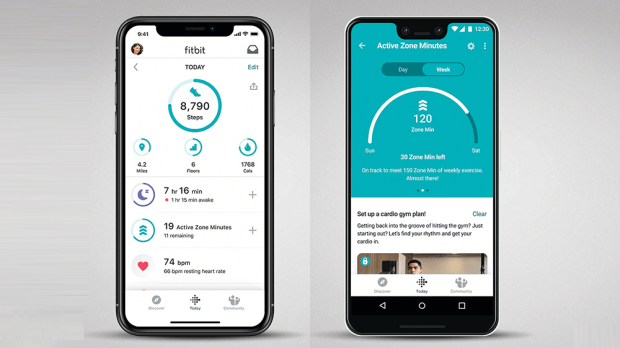 سوار اللياقة البدنية Fitbit Charge 4