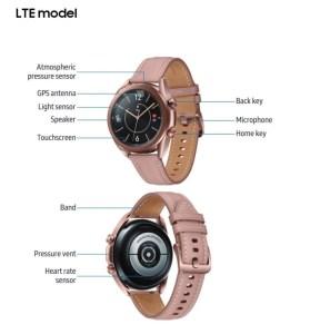 مواصفات وسعر ساعة سامسونج Galaxy Watch 3