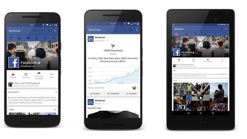 أفضل 10 بدائل لتطبيق الفيس بوك لهواتف الاندرويد