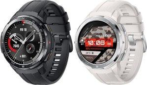 مقارنة تفصيلية بين ساعة Honor Watch GS Pro و Huawei Watch GT 2 Pro