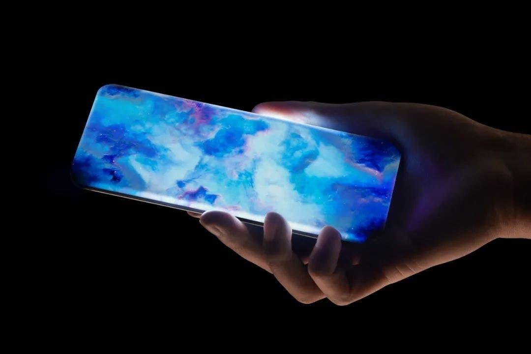 شاومى تُطلق أول هاتف بشاشة منحنيه من الاتجاهات الأربعة