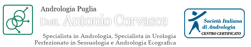 Antonio Corvasce – Andrologia Puglia