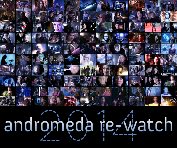 Andromeda Re-Watch 2014