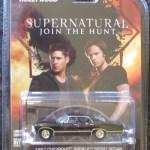 Greenlight Hollywood 44692 1 64 Scale Supernatural 1967 Chevrolet Impala Sedan Die Cast Toy Vehicles