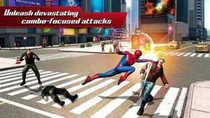amazing spiderman 2 android game