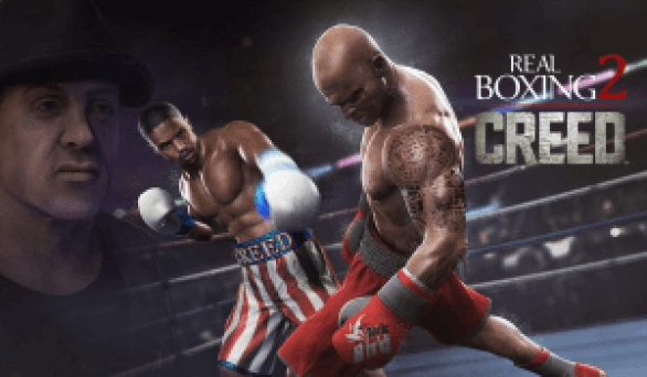 Real Boxing 2 APK Mod Unlimited Gold Offline