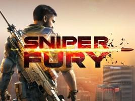 Sniper Fury MOD APK 2.6.0d