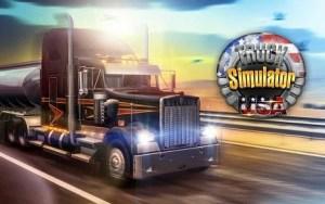 Truck Simulator USA MOD APK With Unlimited Money 2.1.0