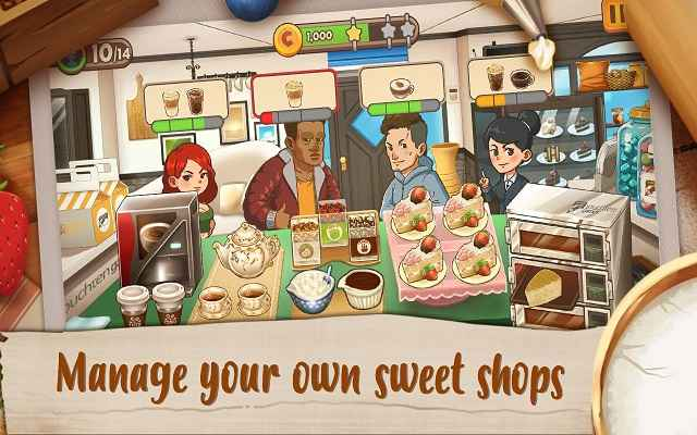 Free Online Cafe Management Games