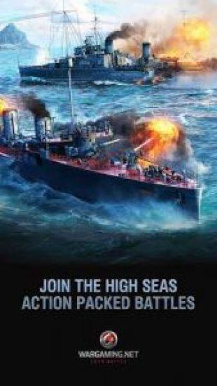 World of Warships Blitz APK Mod