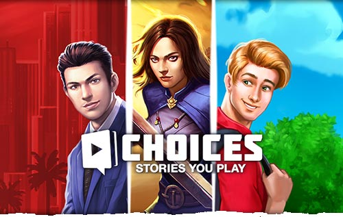Choices Stories You Play MOD APK 2.4.0 Unlimited Diamonds/Keys
