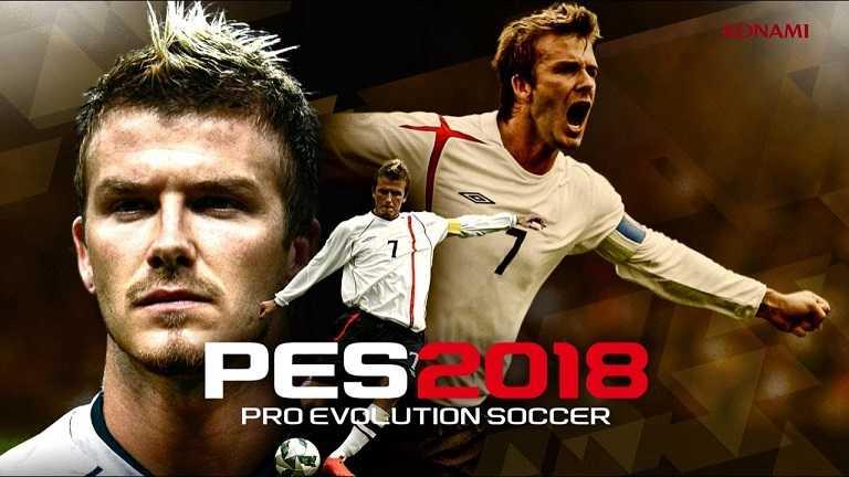 PES 2018 APK MOD Android Pro Evolution Soccer 18 2.3.1