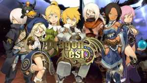 Dragon Nest Mobile MOD APK Global 1.8.0