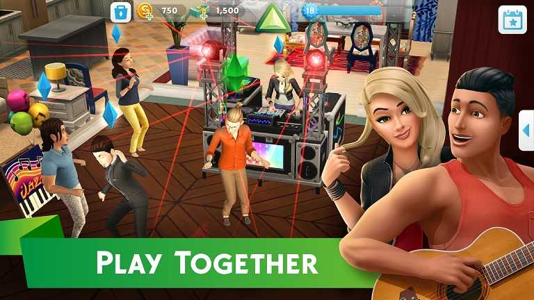 sims mobile mod apk unlimited money android 1