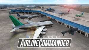 Airline Commander MOD APK 1.2.7 (Unlimited Money)