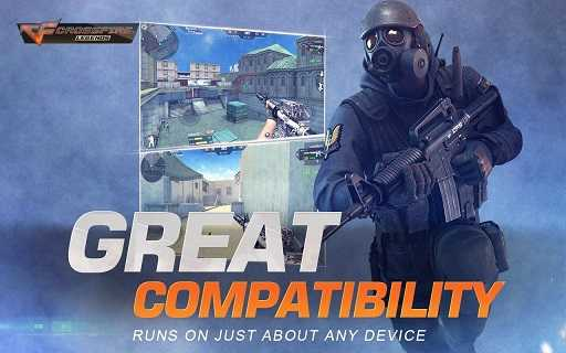 Download CrossFire Legends APK MOD Android AndroPalace