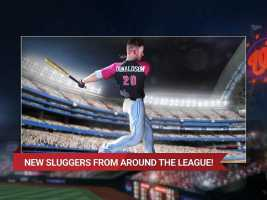 MLB Home Run Derby 18 MOD APK Lots Of Money