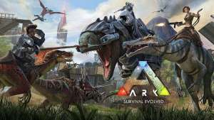 Ark Survival Evolved 1.1.05 Apk Mod Data