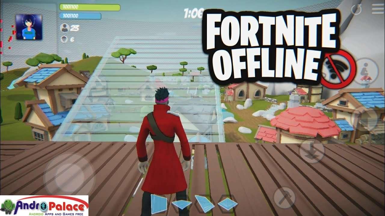 Trainer.io MOD APK Characters Unlocked Offline Fortnite ...