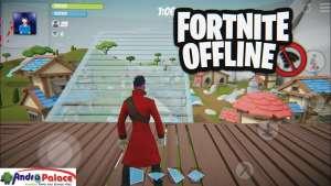 Trainer.io MOD APK Characters Unlocked Offline Fortnite Game