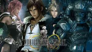 MOBIUS FINAL FANTASY MOD APK English 2.1.105