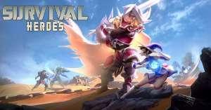 Survival Heroes MOD APK RPG Battle Royale 1.4.1