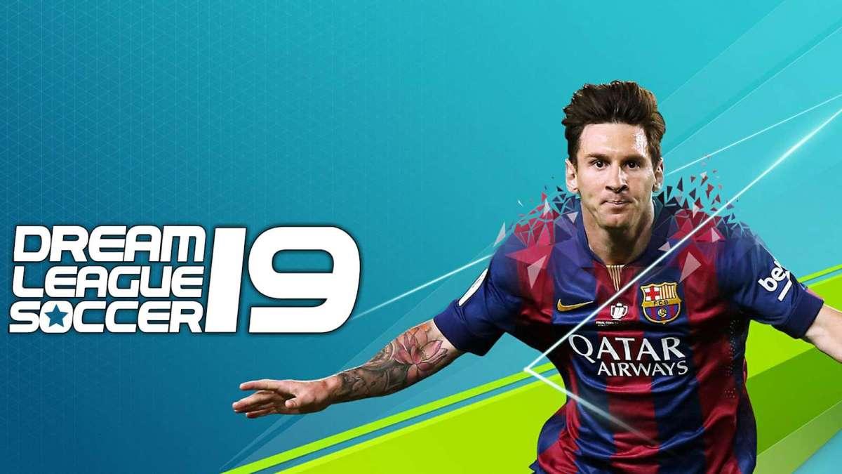 Dream League Soccer 2019 MOD APK 6.04 (Unlimited Money)