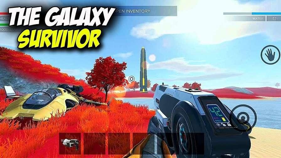 THE GALAXY SURVIVOR APK MOD Download 0.0.8
