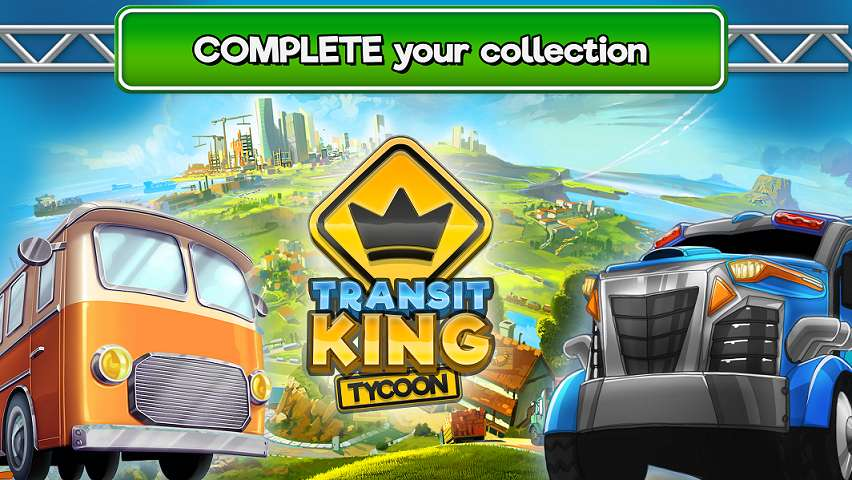 Transit King Tycoon MOD APK Unlimited Everything
