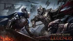 Arcane Quest Legends MOD APK Acts Unlocked 1.3.0