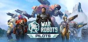 War Robots MOD APK 5.8.0 | Stupid Ai