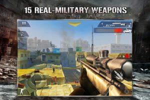 Modern Combat 2 Black Pegasus APK MOD All Devices – Games Android Hvga