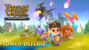 Beast Quest Ultimate Heroes MOD APK Unlimited Money