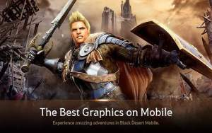 Black Desert Mobile APK Global English (Region Error Fix)