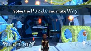 The Moment APK the Temple of Time Offline TPS Puzzler