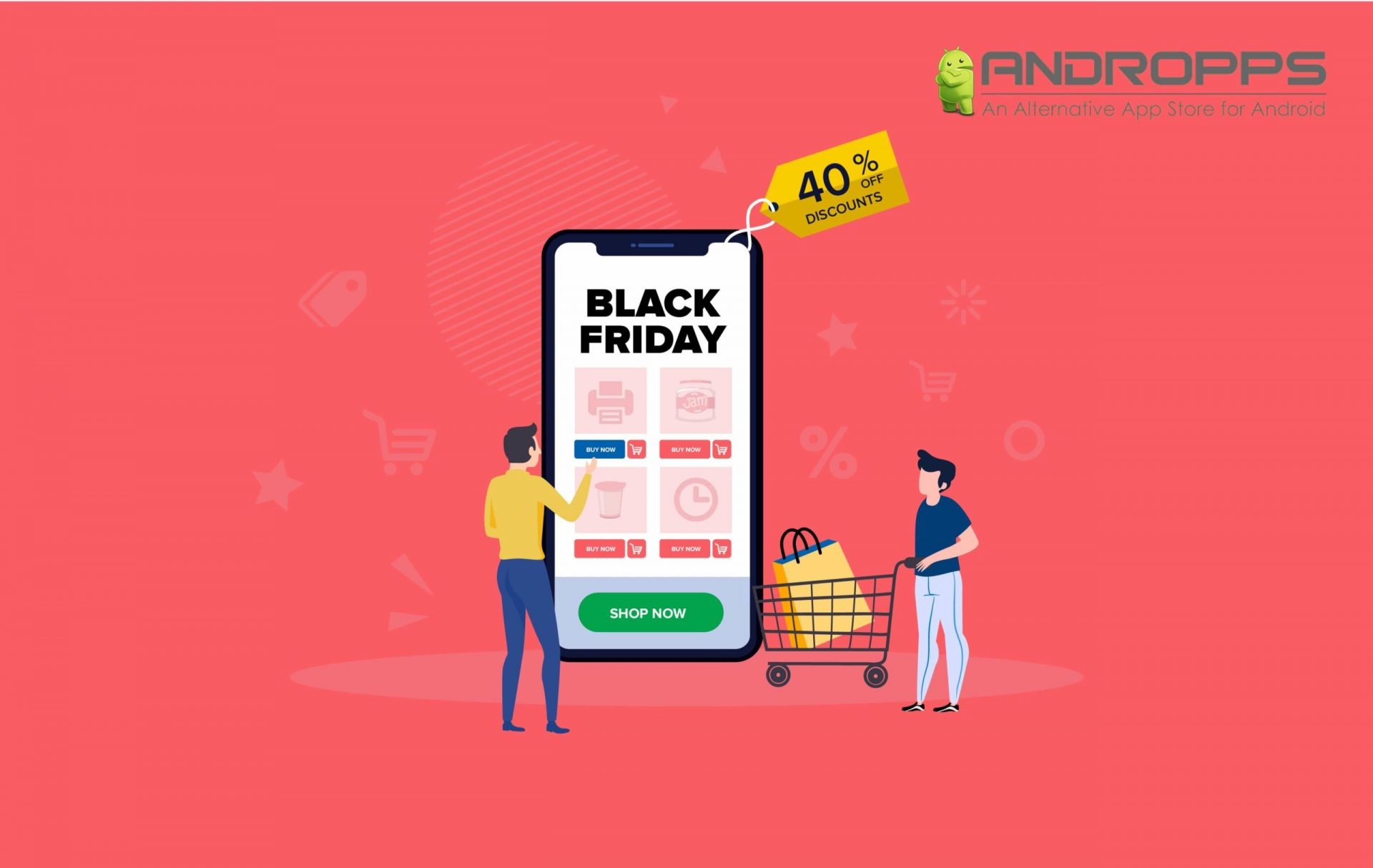 5 Best Apps for Black Friday Deals To NOT Miss This Year [2020]