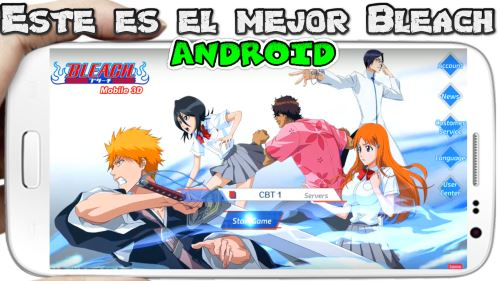 BLEACH Mobile 3D apk para Android The best anime game 2019