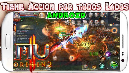 MU ORIGIN2 CBT apk para Android Descarga Gratis mobile MMORPG