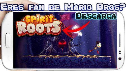 Spirit Roots para Android hermoso juego de aventuras
