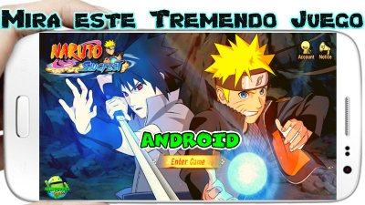 Naruto Slugfest para Android Impresionante juego que debes Descargar