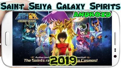 Saint Seiya Galaxy Spirits para Android Descarga