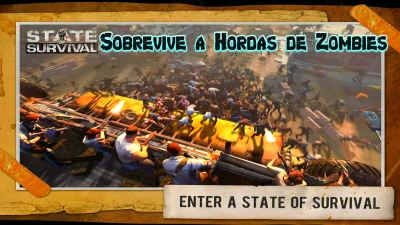 State of Survival apk para Android tiene Acción, Supervivencia y Terror