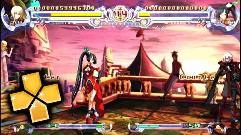 BlazBlue Android Game Fighter Brutal juego de peleas