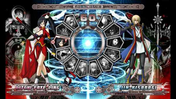 BlazBlue Android Game Fighter
